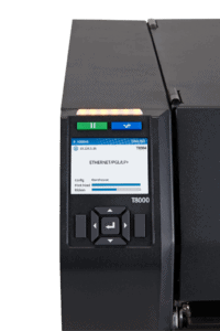 Printronix-T8000-Thermal-Printer-ControlPanel