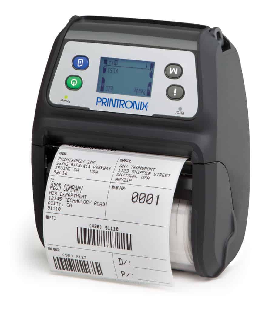 Printronix M4L2 Mobile Thermal Printer